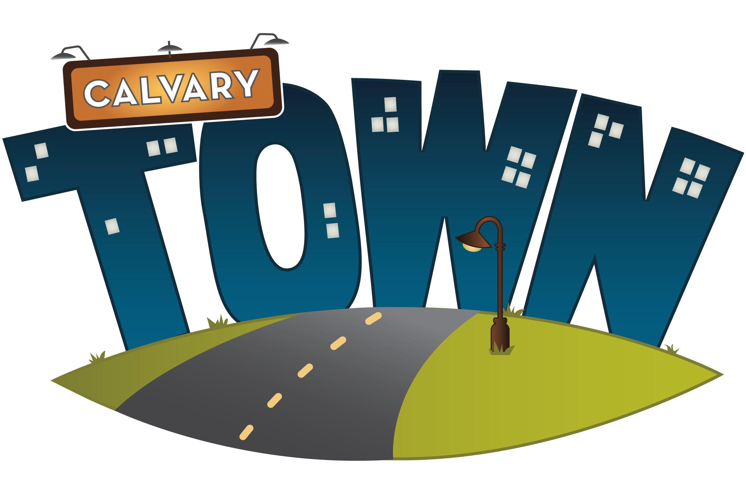 Calvary Town Color